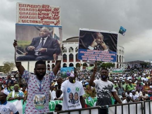 Côte d'Ivoire : meeting commun inédit des deux principaux partis d'opposition