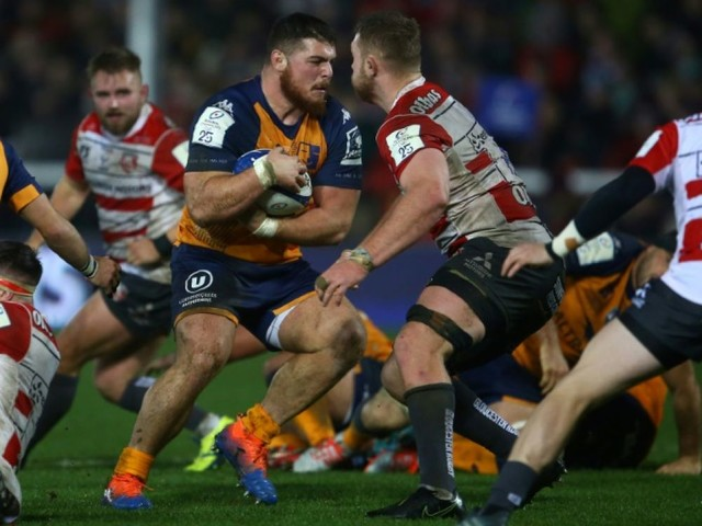 Coupe d'Europe: Montpellier coule à Gloucester