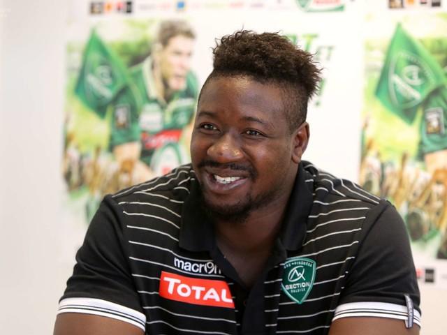 Rugby : l'ex-palois Ibrahim Diarra hospitalisé dans un état grave