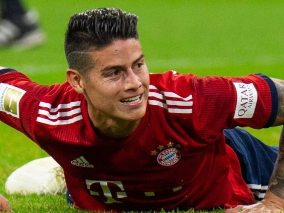 Bundesliga – Bayern Munich : James Rodriguez touché au ligament du genou gauche