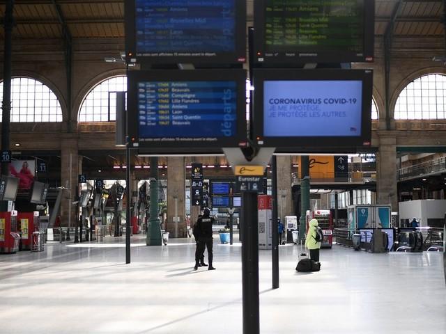 Gare du Nord à Paris: un homme grièvement blessé par arme blanche