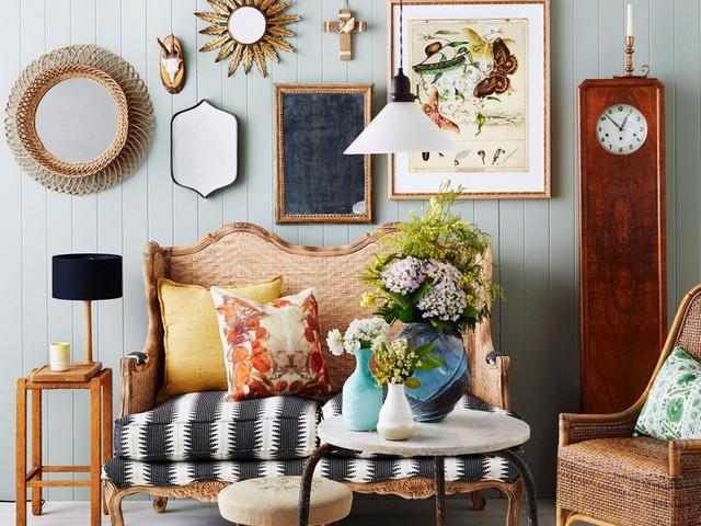 Décoration d'occasion : une façon de sublimer votre maison à petit prix en apportant une touche unique au décor