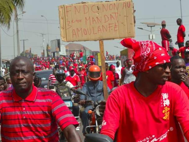 En Guinée, un jeune tué dans des heurts avec les forces de l'ordre