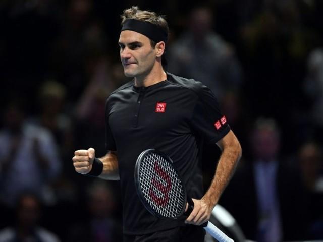 Masters: 16e demi-finale pour Federer, Nadal assuré de finir 1er mondial