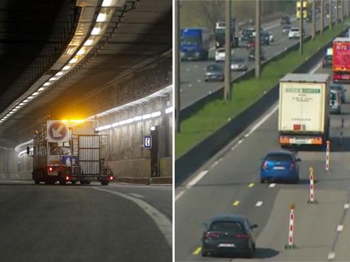 Une dizaine de chantiers se terminent sur les routes en Wallonie et à Bruxelles: voici où en sont les travaux