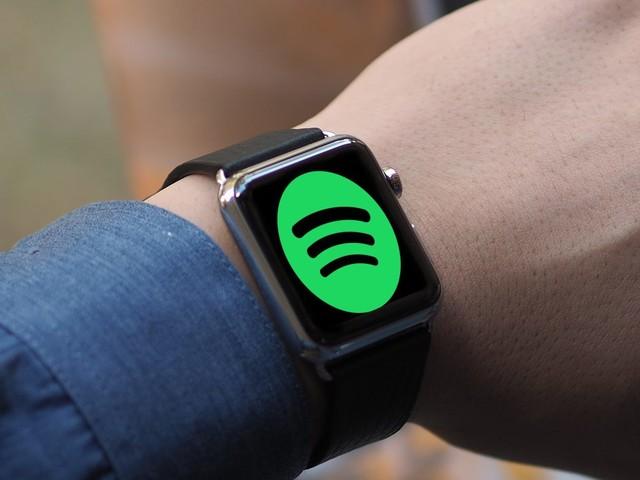 Spotify : l'usage de Siri depuis l'Apple Watch disponible en bêta