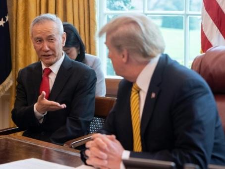 L'accord commercial sino-américain, succès mitigé pour Trump