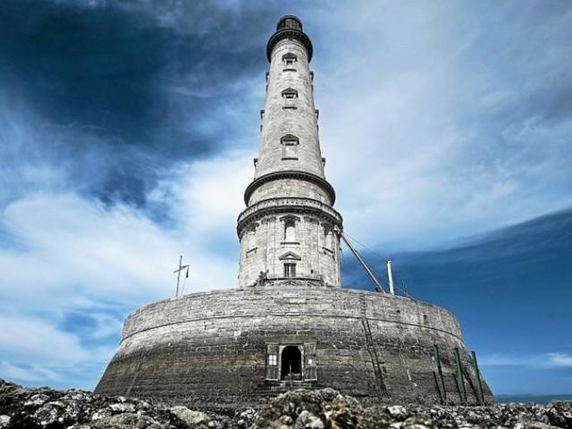 Dans l'estuaire de la Gironde, Cordouan, le «roi des phares», sacré par l'Unesco