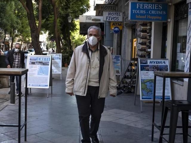 Covid-19: la Grèce se reconfine pour au moins trois semaines