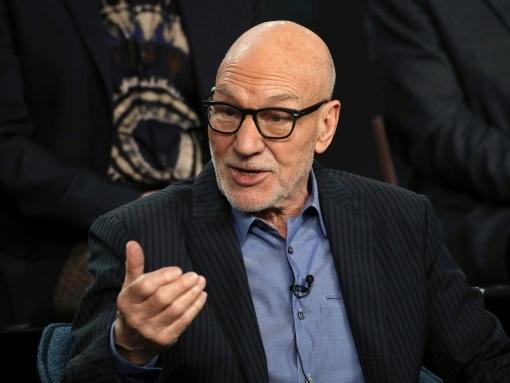 """Avec """"Star Trek: Picard"""", Patrick Stewart réinvente son rôle culte"""