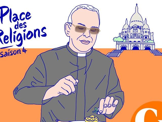 PODCAST - Père Stéphane Esclef: «La nourriture permet de créer des moments de communion»