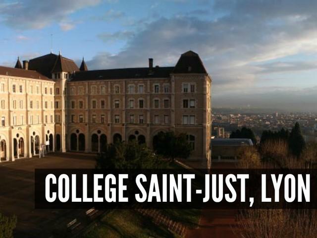 Top 10 des plus beaux collèges de France, y'a des élèves plus chanceux que d'autres