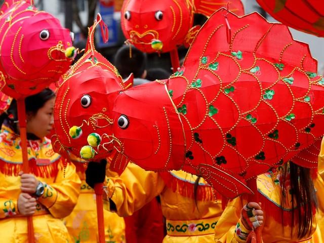 Pendant le Nouvel an lunaire, les clichés sur les Asiatiques sont encore plus visibles