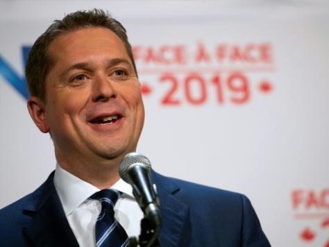 """Canada: le conservateur Andrew Scheer admet être """"personnellement"""" contre l'avortement"""