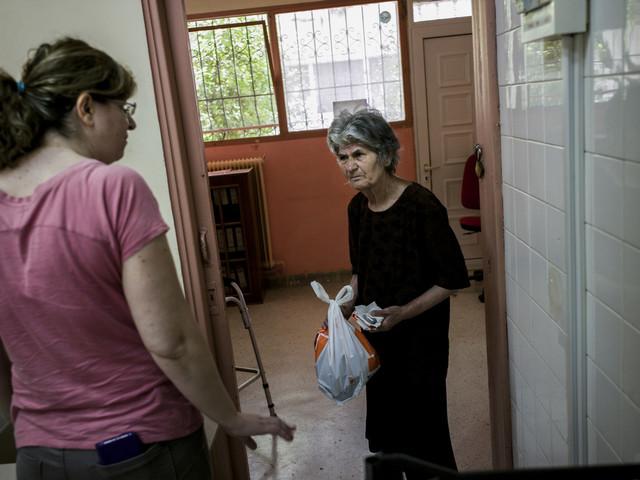 Sur les routes de Grèce: au port du Pirée, l'insoluble chômage au coeur de l'élection
