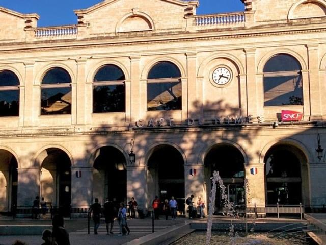La gare de Nîmes évacuée, une intervention de police est en cours