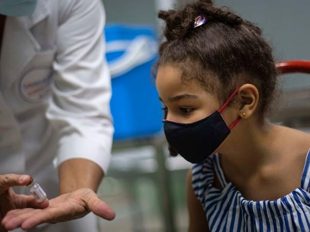 Covid-19: Cuba est le premier pays à vacciner les enfants