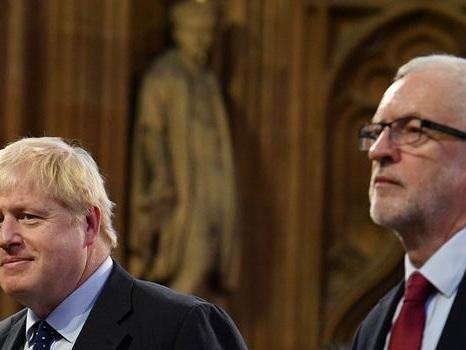 Législatives britanniques : un ultime duel entre Boris Johnson et Jeremy Corbyn