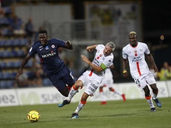 Foot - Transferts - Sidy Sarr (Châteauroux) prêté à Lorient