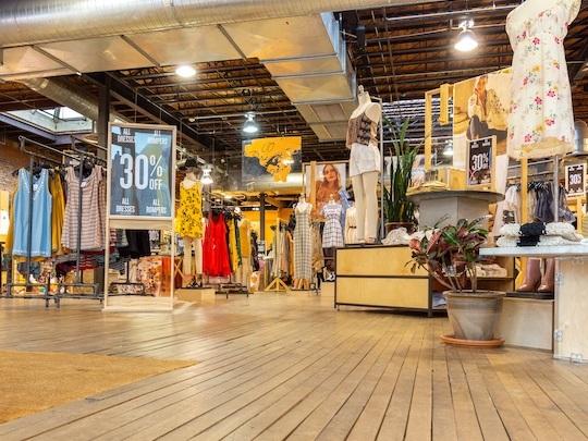 E-commerce: aux Etats-Unis, l'industrie de la mode se prépare à «l'après-crise»