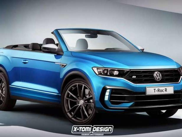 Et si Volkswagen lançait un T-Roc R Cabriolet ?