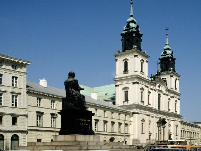 Coronavirus : l'Eglise polonaise dispense de messe ses ouailles les plus vulnérables