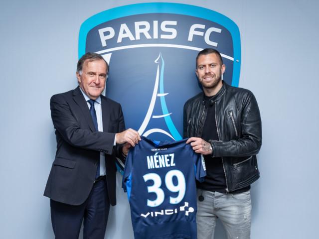 """Le Paris FC a """"cassé sa tirelire"""" pour Ménez"""