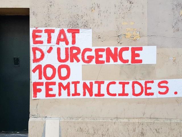 La région Ile-de-France demande la reconnaissance du féminicide dans le code pénal