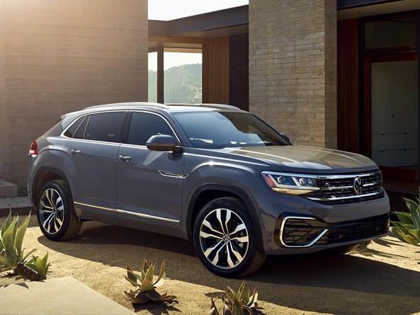 Le SUV coupé Volkswagen Atlas Cross Sport est destiné au marché nord-américain