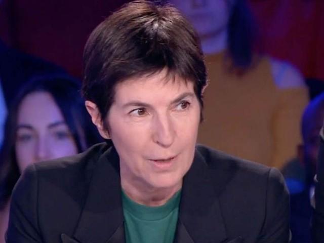 """ONPC : """"Abus de faiblesse et manipulation"""" : Christine Angot dézingue Laeticia Hallyday"""