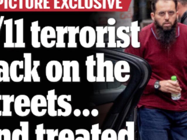"""Quand la presse britannique titre sur la retour """"en héros"""" au Maroc de Mounir el-Motassadeq"""