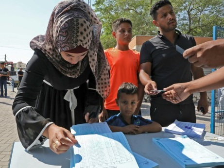 Aux confins d'Israël, les Bédouins votent sans trop d'espoir