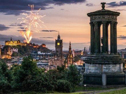 Top 10 des destinations où passer le Nouvel An