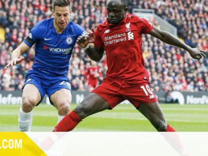 Liverpool cogne Chelsea sans glisser