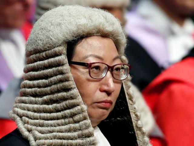 "Hong Kong condamne une ""attaque"" contre la secrétaire à la Justice"