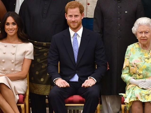 Face au Megxit, réunion de crise autour de la reine Elizabeth II