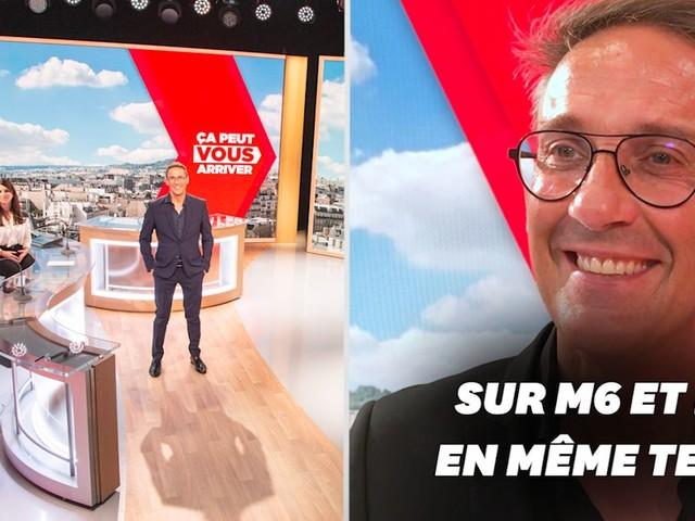 """""""Ça peut vous arriver"""" sur M6: Julien Courbet présente sa nouvelle émission"""