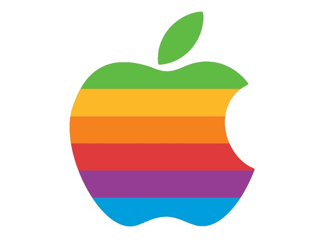 Le logo arc-en-ciel d'Apple bientôt de retour sur certains produits?