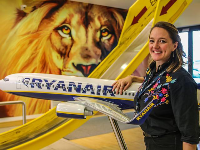 Ryanair : Hélène Bégasse, nouveau manager RP et communication France, Benelux et Maroc