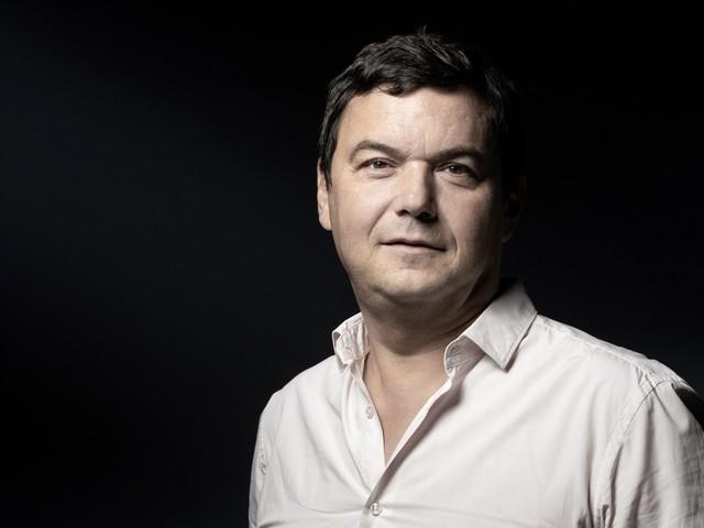 """Dans son nouveau livre, Piketty appelle à """"dépasser l'hyper-capitalisme"""""""