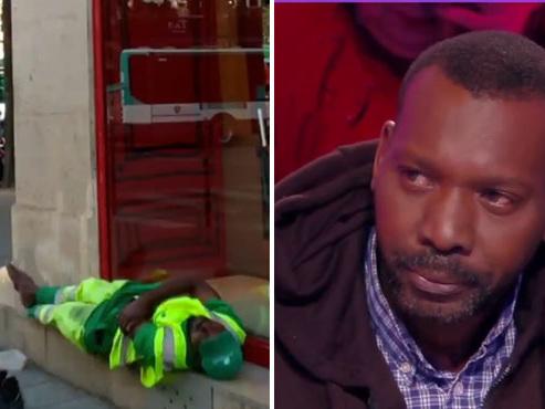 """Adama Cissé, viré pour faute grave après une photo de lui assoupi, raconte: """"J'avais mal aux chevilles"""" (vidéo)"""