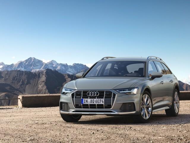 Audi A6 Allroad : les tarifs