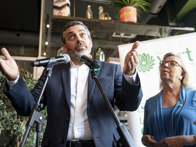 Pierre Nantel confirme qu'il se présentera pour le Parti vert