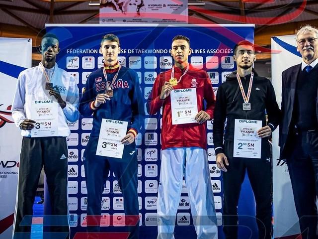Taekwondo: La sélection marocaine décroche sept médailles au tournoi international ouvert à Paris