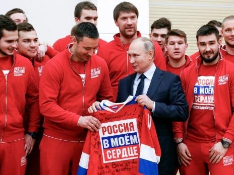 Le dopage, fossoyeur du prestige sportif porté par Poutine