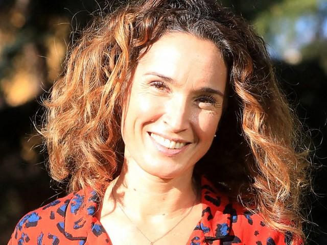 Marie-Sophie Lacarrau en tenue de yoga : sa souplesse surprend !