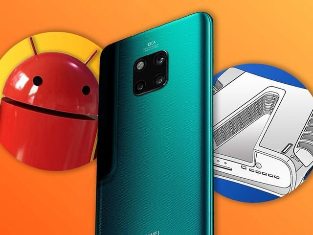Un malware Android rôde sur le Play Store, les Huawei Mate 30 se dévoilent, premier aperçu de la PS5, le récap'