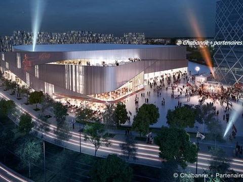 Strasbourg: La SIG Arena, c'est pour «fin 2022, début 2023»