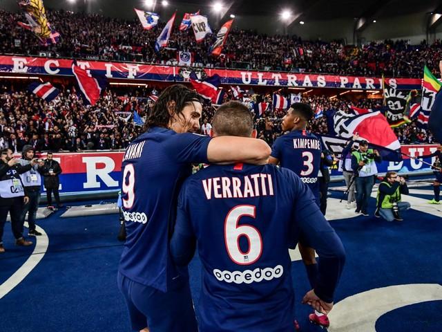 PSG – Galatasaray : Une soirée historique pour Cavani et Verratti