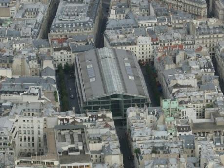 JPMorgan Chase achète un nouvel immeuble à Paris pour s'y étendre